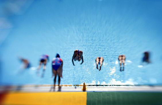Swimming World Championship, Rome 2009.