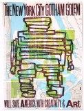 The New York City Gotham Golem