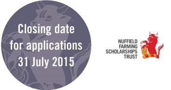 Nuffield deadline date logo