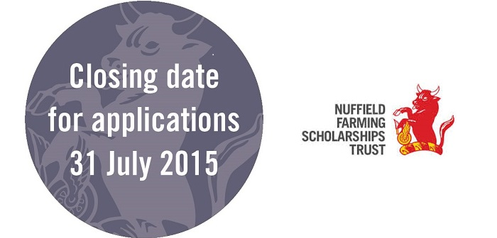"""Think """"outside the box"""" challenge for prospective Nuffield scholars"""