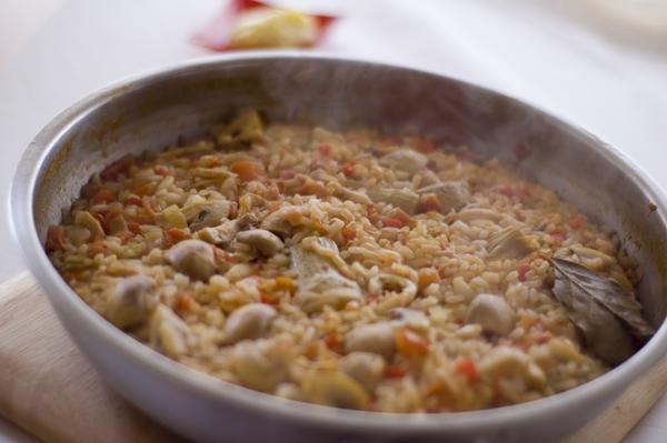 daring cooks rice