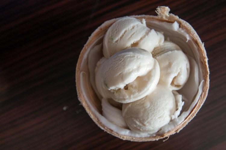 CoconutIce-cream