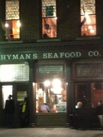 No thanks.I prefer my hymen and seafood separate.