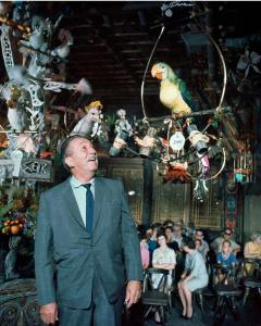 Walt Disney you are a genius -- a bird singing in a german accent kind of genius.