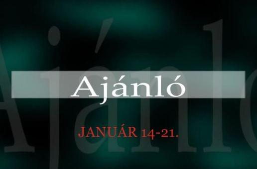 Műsoraink 2015. január 14-21.