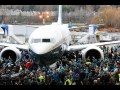 Roll out Boeing 737 MAX