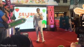 Robinsons Supermarket 'Celebrate' Promo Launch
