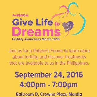 give-life-to-dreams-patient-forum-invite_04ed3957adfbaf01bfe7e95380f68ad9