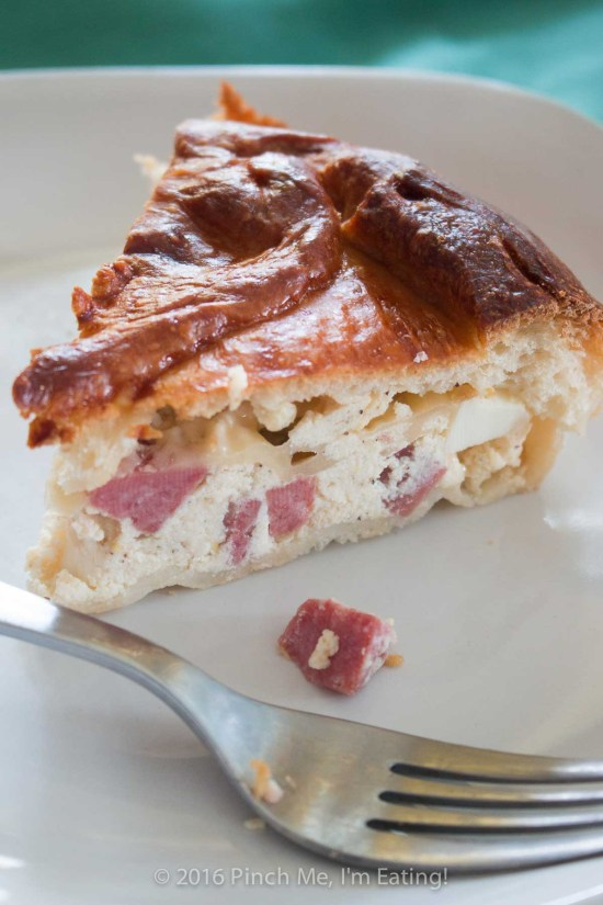 This traditional Italian Easter pie is a chance to indulge on Italian ...