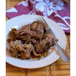 Small Crop Of Hawaiian Pulled Pork