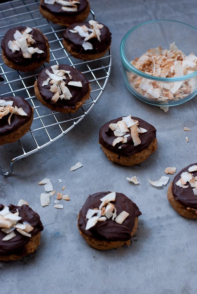 Paleo Coconut Joy Cookies