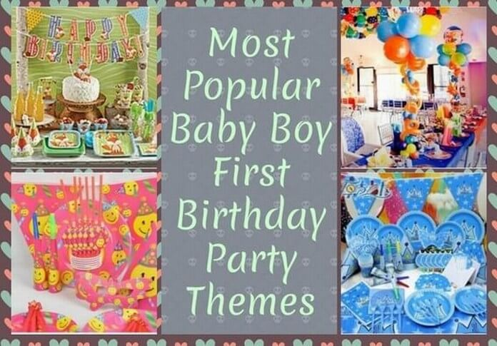 First Birthday Party Ideas For Boys In Summer Find Your World