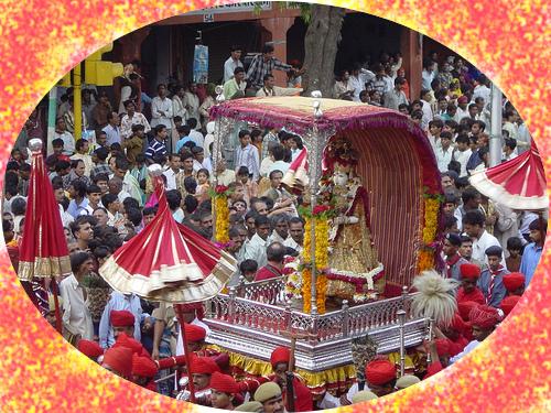 Teej:The festival of swings