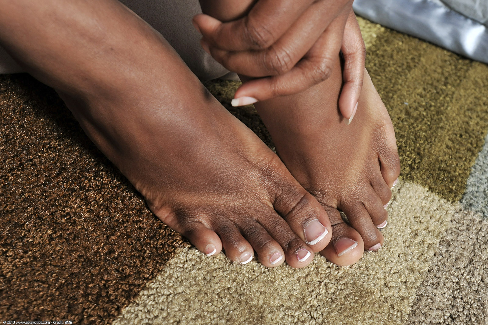 dark panthera ebony feet