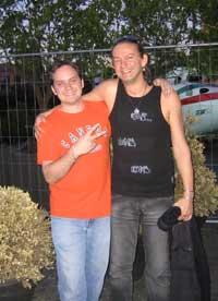 Justin & Dave Kilminster