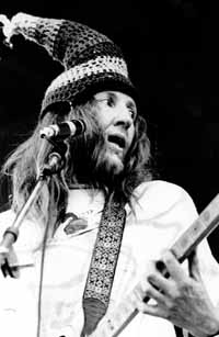 Daevid Allen (1972) Thanks to the Gong site