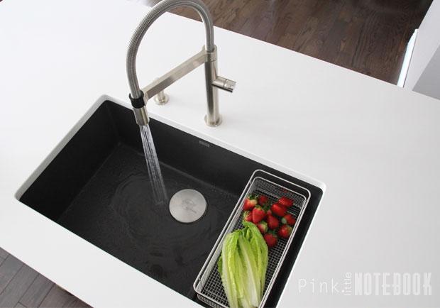 BlancoPrecisCascade4_PLN Blanco Cinder Sink T23
