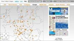 Newseum. Le prime pagine dei giornali di tutto il mondo