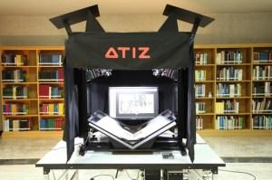 Ecco come si scannerizza un libro