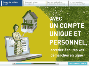 e-Government in Francia (cliccare per ingrandire l'immagine)