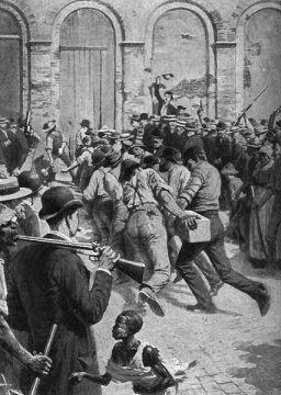 1891 New Orleans Italian lynching