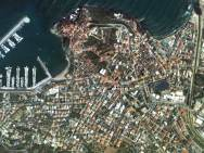 Agropoli vista da Google Earth