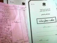 Alcuni documenti trovati dal Wall Street Journal nel covo delle spie franco-libiche