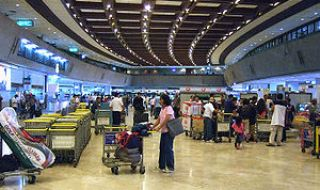 Ninoy Aquino International Airport (interior shown) was judged the worst airport in Asia.