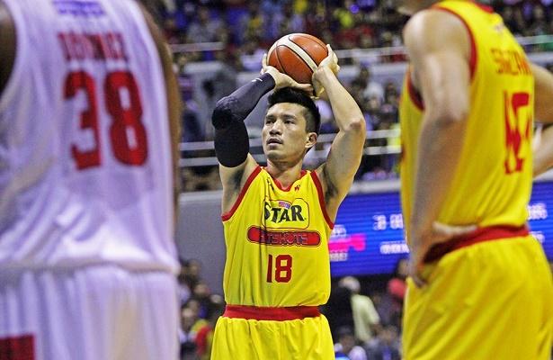 Manila Clasico Replay: Ginebra vs Star Hotshotsq-