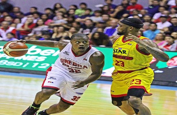 Manila Clasico Replay: Ginebra vs Star Hotshots