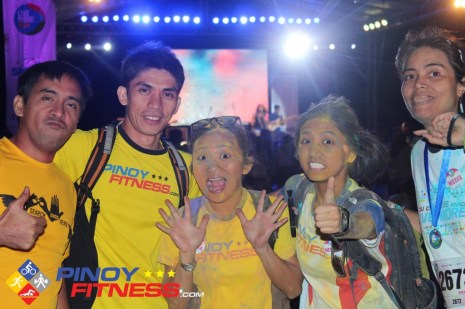 Pinoy Fitness @ Live More Run 2013