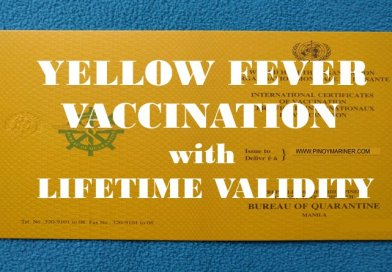 Application for Reissuance of Yellow Fever Vaccination Certificate