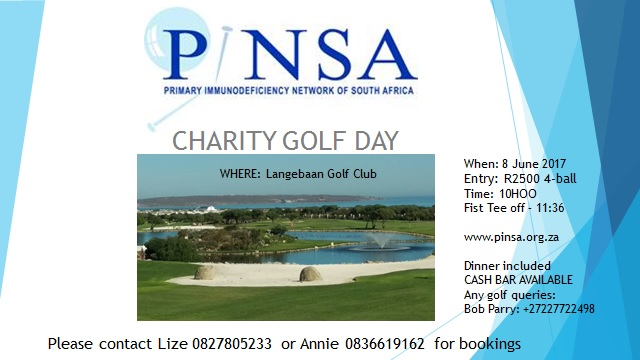 PiNSA Golf Day