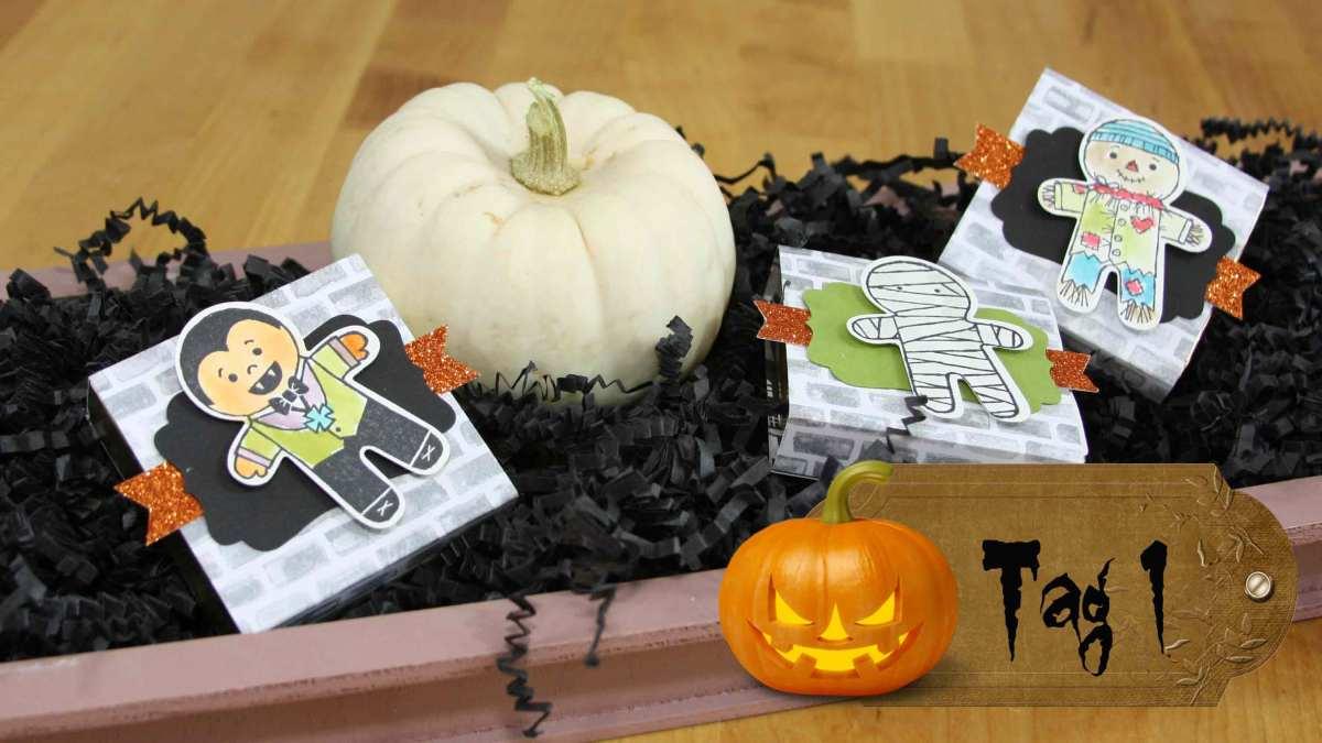 12 Tage Halloween - Tag 1