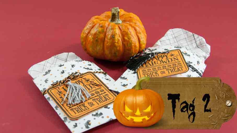 12 Tage Halloween - Tag 2