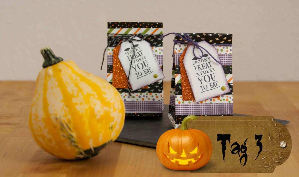 12 Tage Halloween - Tag 3