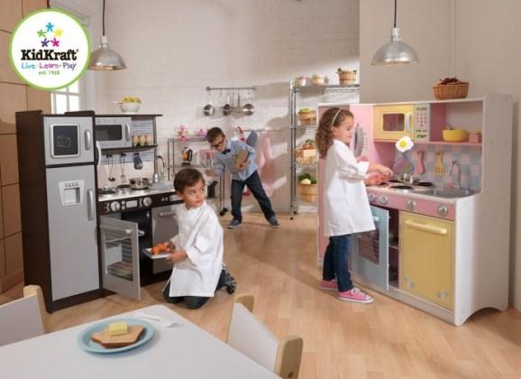 Cocinas para Jugar de Kidkraft