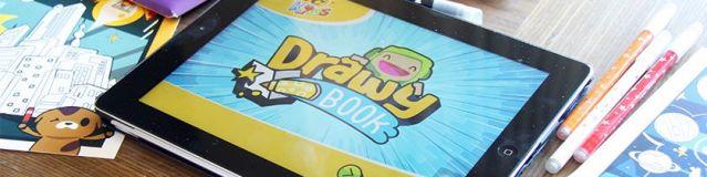 App Educativa Drawybook de Bic
