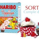Haribo Toppings para Decorar