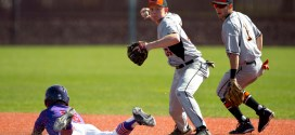 Baseball leads off on the brand new season