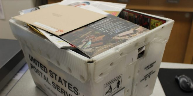 USPS failed to deliver ballots on time, LC prioritized election mail