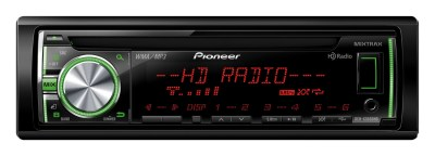 Car CD Players Images   Pioneer Electronics USA