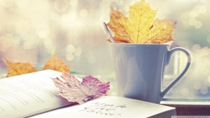 Book-and-Tea-Cup-Background