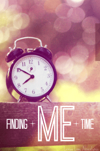 Finding-Me-Time