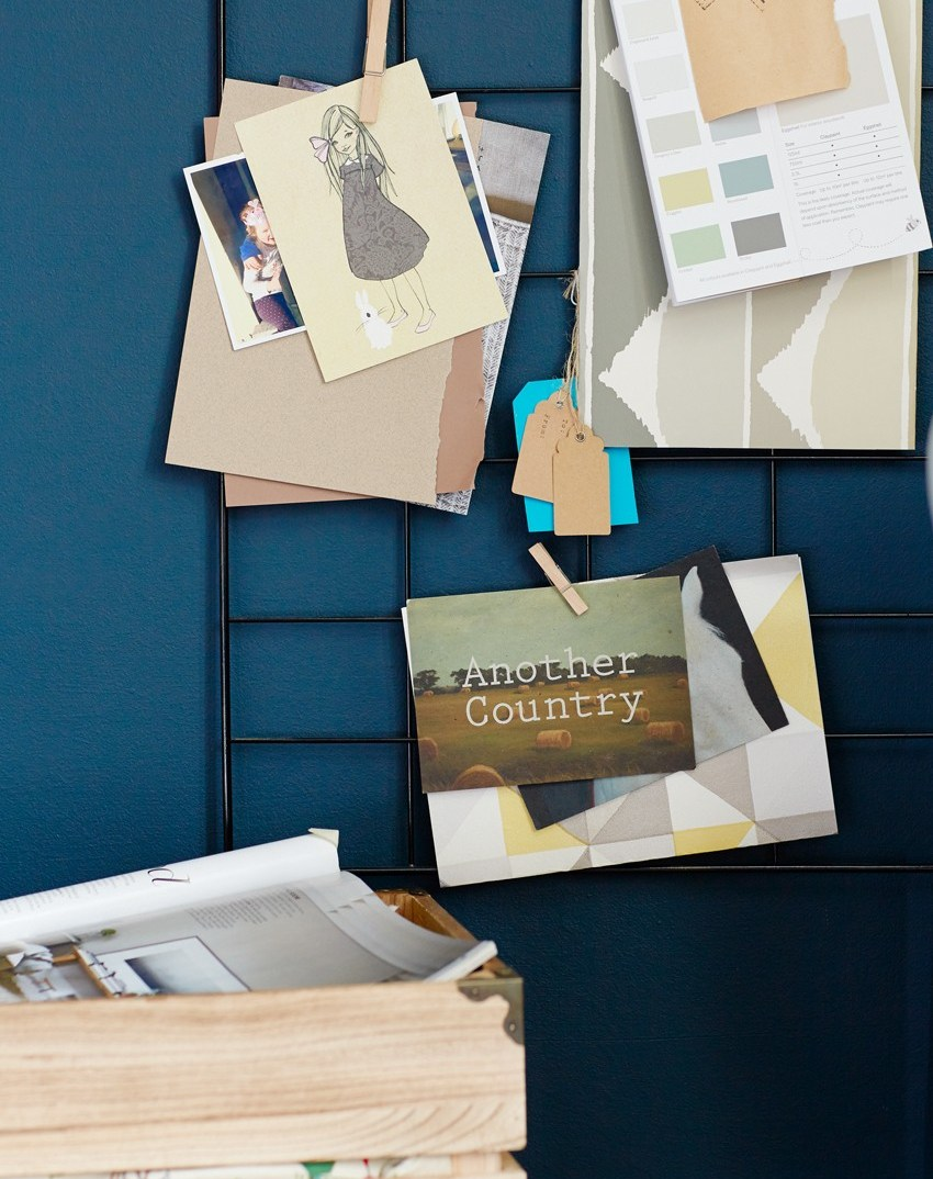 3 looks for workspaces, styled by Pippa Jameson Interiors, photographed by Brent Darby