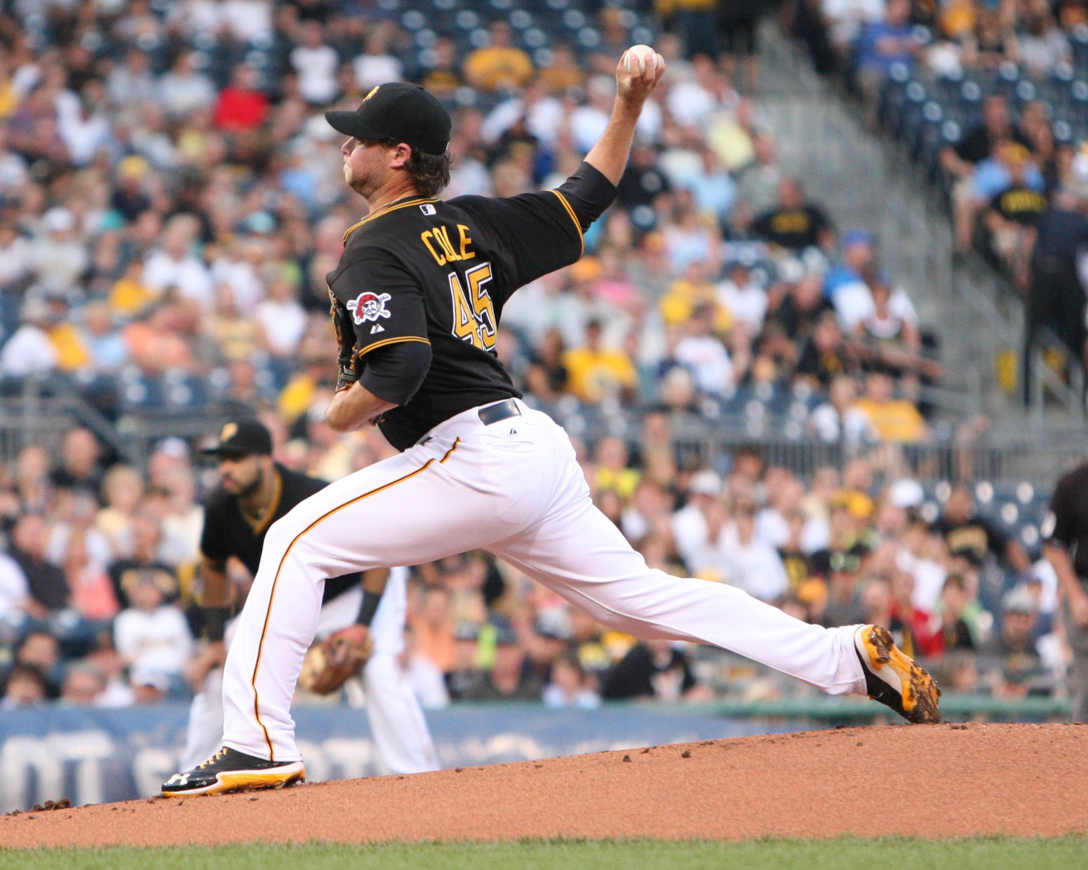 Gerrit Cole Pirates Playoffs Subscribe Today...