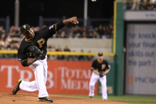 First Pitch: Looking at the Pirates Starting Pitching Depth in 2015 and Beyond