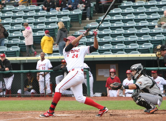 Winter Leagues: Willy Garcia Homers, Shows Improvements at the Plate