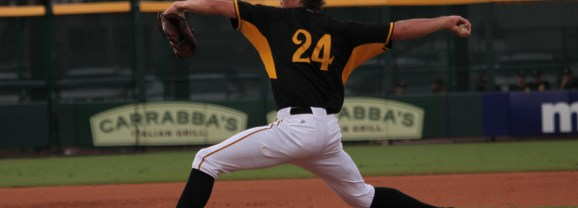 Tyler Glasnow Named MiLB.com Starting Pitcher of the Year