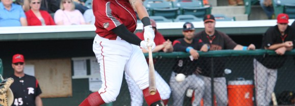 Prospect Watch: Stetson Allie Leads a Big Day of Homers; Bradenton Clinches Playoffs